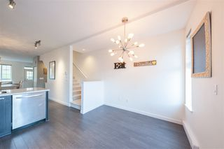 Photo 3: 82 1338 HAMES Crescent in Coquitlam: Burke Mountain Townhouse for sale : MLS®# R2398812