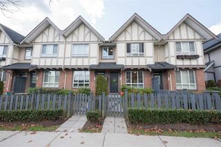 Main Photo: 82 1338 HAMES Crescent in Coquitlam: Burke Mountain Townhouse for sale : MLS®# R2398812