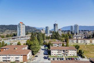 "Photo 2: 1204 525 FOSTER Avenue in Coquitlam: Coquitlam West Condo for sale in ""Bosa Lougheed Heights 2"" : MLS®# R2459084"