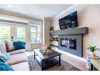 "Photo 3: 45 10525 240 Street in Maple Ridge: Albion Townhouse for sale in ""MAGNOLIA GROVE"" : MLS®# R2468056"