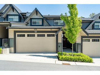 "Main Photo: 45 10525 240 Street in Maple Ridge: Albion Townhouse for sale in ""MAGNOLIA GROVE"" : MLS®# R2468056"