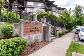 """Photo 23: 110 400 KLAHANIE Drive in Port Moody: Port Moody Centre Condo for sale in """"THE TIDES"""" : MLS®# R2470181"""