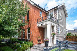 "Main Photo: 7338 192 Street in Surrey: Clayton House 1/2 Duplex for sale in ""CLAYTON HEIGHTS"" (Cloverdale)  : MLS®# R2473244"