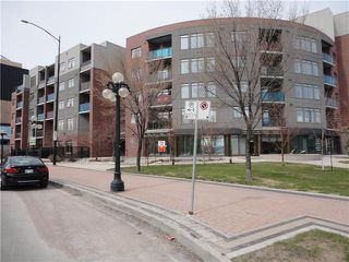 Photo 1: 322 340 Waterfront Drive in Winnipeg: Exchange District Condominium for sale (9A)  : MLS®# 202025832
