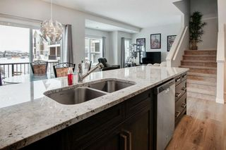 Photo 7: 415 250 Fireside View: Cochrane Row/Townhouse for sale : MLS®# A1044702