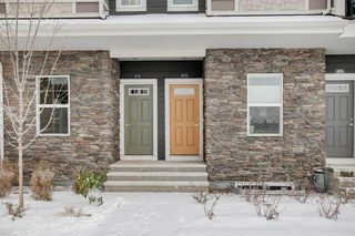 Photo 2: 415 250 Fireside View: Cochrane Row/Townhouse for sale : MLS®# A1044702