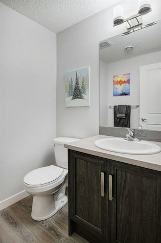 Photo 17: 415 250 Fireside View: Cochrane Row/Townhouse for sale : MLS®# A1044702