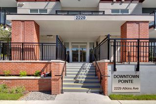 Photo 22: 203 2229 ATKINS Avenue in Port Coquitlam: Central Pt Coquitlam Condo for sale : MLS®# R2519456