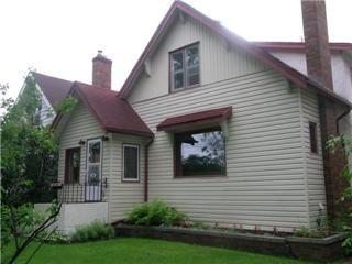 Main Photo: 724 Spruce Street in Winnipeg: West End / Wolseley Residential for sale (West Winnipeg)  : MLS®# 1103260