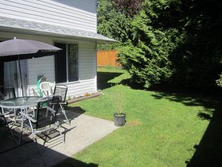 Photo 1: 1 11757 207TH Street in Maple Ridge: Southwest Maple Ridge Townhouse for sale : MLS®# V945699