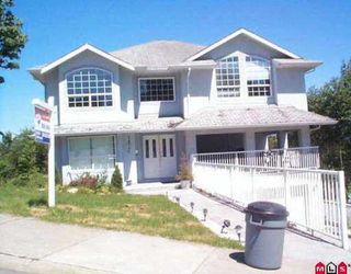 Main Photo: 14777 ST ANDREWS DR in Surrey: Bolivar Heights House for sale (North Surrey)  : MLS®# F2511015