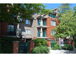 "Photo 1: 106 929 W 16TH Avenue in Vancouver: Fairview VW Condo for sale in ""OAKVIEW GARDENS"" (Vancouver West)  : MLS®# V978752"