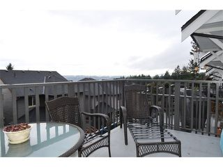 "Photo 8: 115 1460 SOUTHVIEW Street in Coquitlam: Burke Mountain Townhouse for sale in ""CEDAR CREEK"" : MLS®# V984770"