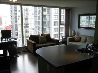 Photo 5: # 1702 1008 CAMBIE ST in Vancouver: Yaletown Condo for sale (Vancouver West)  : MLS®# V883753