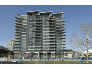 Main Photo: # 1507 980 COOPERAGE WY in Vancouver: Yaletown Condo for sale (Vancouver West)  : MLS®# V1043084