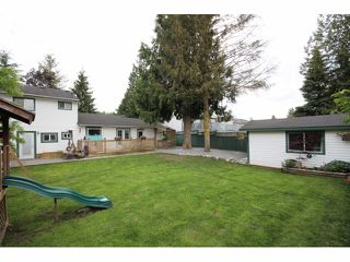 Photo 16: 26549 32ND AV in Langley: Aldergrove Langley House for sale : MLS®# F1413201