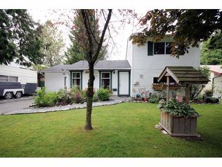 Photo 1: 26549 32ND AV in Langley: Aldergrove Langley House for sale : MLS®# F1413201