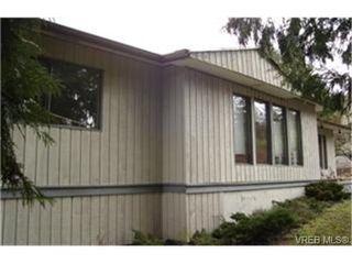 Photo 1: 106 Woodhall Pl in SALT SPRING ISLAND: GI Salt Spring House for sale (Gulf Islands)  : MLS®# 452829