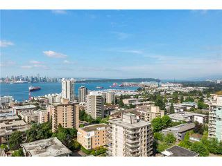 Photo 1: # 1501 123 E KEITH RD in North Vancouver: Lower Lonsdale Condo for sale : MLS®# V1077748