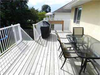 Photo 20: 33730 BEST AV in Mission: Mission BC House for sale : MLS®# F1421458