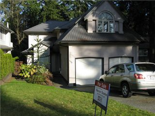 Photo 1: 539 LINTON ST in Coquitlam: Central Coquitlam House for sale : MLS®# V1108692