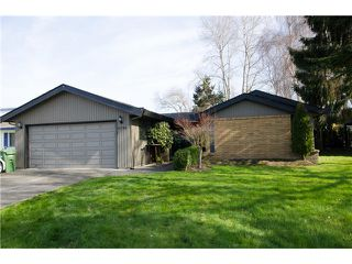 Photo 1: 10700 ARGENTIA DR in Richmond: Steveston North House for sale : MLS®# V1109888