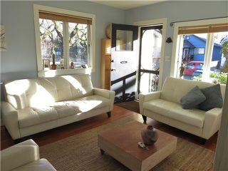 Photo 2: 1733 E 6TH AV in Vancouver: Grandview VE House for sale (Vancouver East)  : MLS®# V1102555