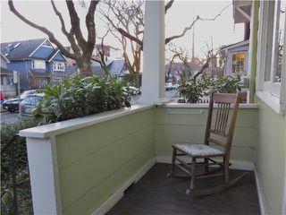 Photo 17: 1733 E 6TH AV in Vancouver: Grandview VE House for sale (Vancouver East)  : MLS®# V1102555