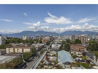 Photo 20: # 425 1445 MARPOLE AV in Vancouver: Fairview VW Condo for sale (Vancouver West)  : MLS®# V1136425