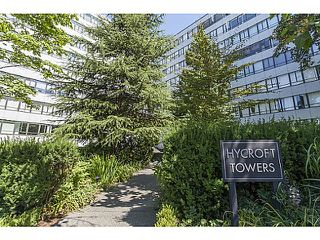 Photo 2: # 425 1445 MARPOLE AV in Vancouver: Fairview VW Condo for sale (Vancouver West)  : MLS®# V1136425