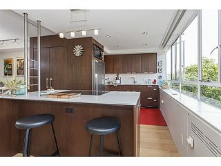Photo 13: # 425 1445 MARPOLE AV in Vancouver: Fairview VW Condo for sale (Vancouver West)  : MLS®# V1136425