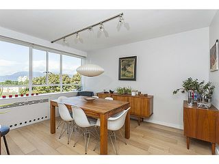 Photo 9: # 425 1445 MARPOLE AV in Vancouver: Fairview VW Condo for sale (Vancouver West)  : MLS®# V1136425