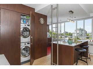 Photo 12: # 425 1445 MARPOLE AV in Vancouver: Fairview VW Condo for sale (Vancouver West)  : MLS®# V1136425