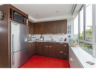 Photo 14: # 425 1445 MARPOLE AV in Vancouver: Fairview VW Condo for sale (Vancouver West)  : MLS®# V1136425