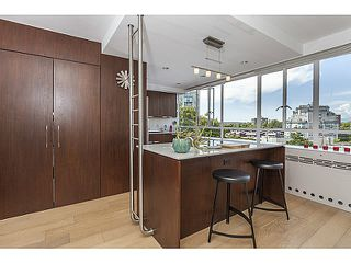 Photo 11: # 425 1445 MARPOLE AV in Vancouver: Fairview VW Condo for sale (Vancouver West)  : MLS®# V1136425