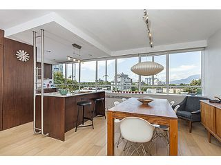 Photo 10: # 425 1445 MARPOLE AV in Vancouver: Fairview VW Condo for sale (Vancouver West)  : MLS®# V1136425