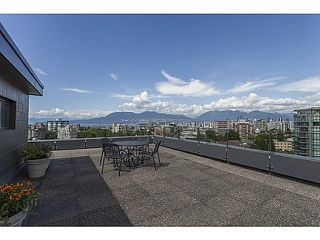 Photo 18: # 425 1445 MARPOLE AV in Vancouver: Fairview VW Condo for sale (Vancouver West)  : MLS®# V1136425