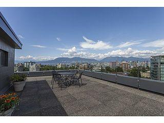 Photo 18: # 425 1445 MARPOLE AV in Vancouver: Fairview VW Condo for sale (Vancouver West)  : MLS®# V1136425