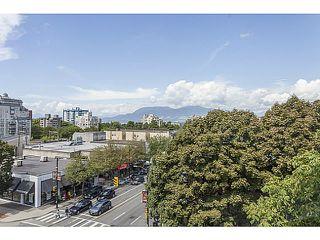 Photo 15: # 425 1445 MARPOLE AV in Vancouver: Fairview VW Condo for sale (Vancouver West)  : MLS®# V1136425