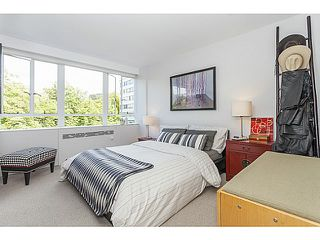 Photo 16: # 425 1445 MARPOLE AV in Vancouver: Fairview VW Condo for sale (Vancouver West)  : MLS®# V1136425