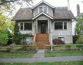 Main Photo: 1290 E 19TH Ave in Vancouver: Knight House for sale (Vancouver East)  : MLS®# V616808