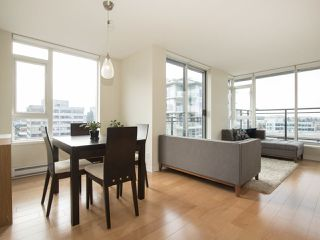 Photo 2: 1002 1650 W 7TH AVENUE in Vancouver: Fairview VW Condo for sale (Vancouver West)  : MLS®# R2022214