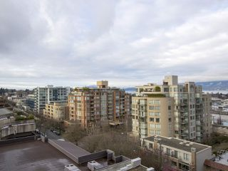 Photo 6: 1002 1650 W 7TH AVENUE in Vancouver: Fairview VW Condo for sale (Vancouver West)  : MLS®# R2022214