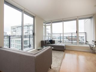 Photo 1: 1002 1650 W 7TH AVENUE in Vancouver: Fairview VW Condo for sale (Vancouver West)  : MLS®# R2022214