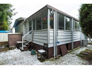 Photo 20: 329 1840 160TH STREET in Surrey: King George Corridor Manufactured Home for sale (South Surrey White Rock)  : MLS®# R2021528