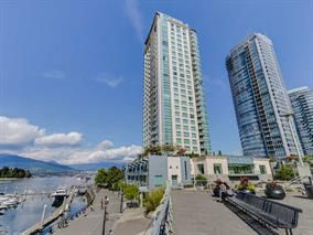Main Photo: 2003 323 Jervis Street in Vancouver: Coal Harbour Condo for sale (Vancouver West)  : MLS®# V1138250