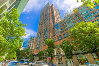 Main Photo: 1008 788 RICHARDS STREET in Vancouver: Downtown VW Condo for sale (Vancouver West)  : MLS®# R2269935