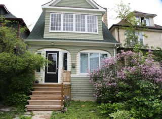 Main Photo: 108 LENORE Street in Winnipeg: Wolseley Single Family Detached for sale (5B)  : MLS®# 202013079