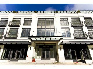 """Photo 2: 203 4355 W 10TH Avenue in Vancouver: Point Grey Condo for sale in """"IRON & WHYTE"""" (Vancouver West)  : MLS®# V938003"""