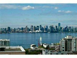 """Photo 1: 805 444 LONSDALE Avenue in North Vancouver: Lower Lonsdale Condo for sale in """"ROYAL KENSINGTON"""" : MLS®# V941173"""